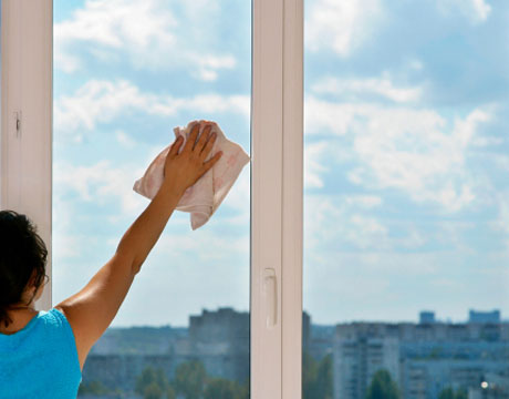 Window cleaning by Cleaning Services 4 U